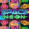 Space Neon 2048 icon
