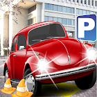 Classic Car Parking: Multistory 3D 2018 icon