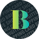 BRIGITTE Shopping Card Special icon