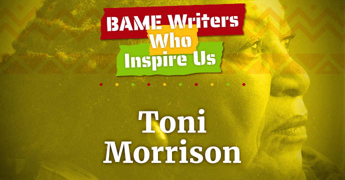 BAME writers toni morrison