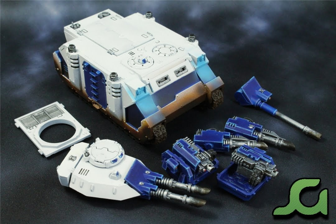 Magnetized Tank