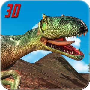 Allosaurus:Wild Dino Simulator for PC and MAC