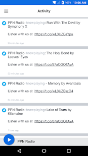 PPN Radio- screenshot thumbnail