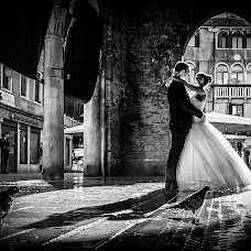 Wedding photographer Nicola Da lio (NicolaDaLio). Photo of 01.06.2017