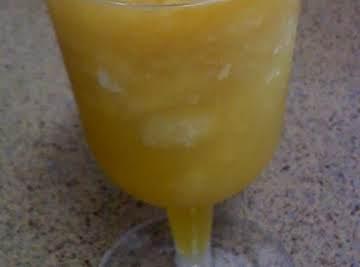 Apricot Brandy Freeze