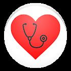 Диагностика сердца (сердечный ритм, аритмия) icon