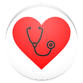 Cardiac diagnosis (heart rate, arrhythmia) Icon