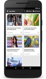 Majalah Wanita screenshot