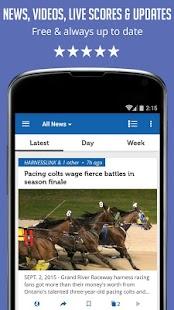 Horse Racing News - SF- screenshot thumbnail