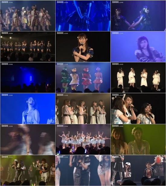 (LIVE)(公演) SKE48 チームS 「重ねた足跡」公演 初日 160614