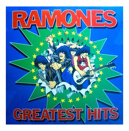LP - Ramones - Greatest Hits