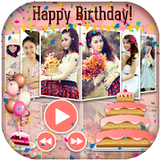Birthday Slideshow with Music