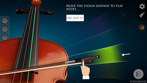 Violin : Magical Bow 20171227 screenshots 4