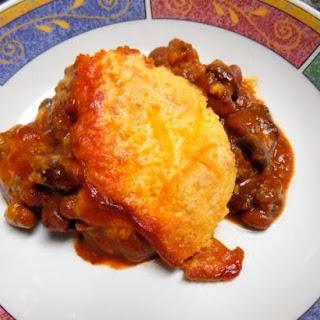 Homemade Chili Casserole