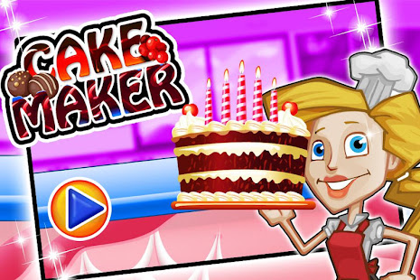 Cake maker story cooking game apps bei google play a great new game mode in this version cake shop mode take a picture of yourself friend and be a mini chef in this fun cake cooking game solutioingenieria Choice Image