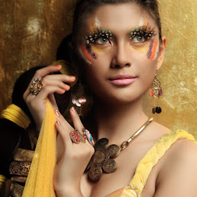 Princess of Persia by Anthony Lawrence Gampon - People Fashion ( beauty )