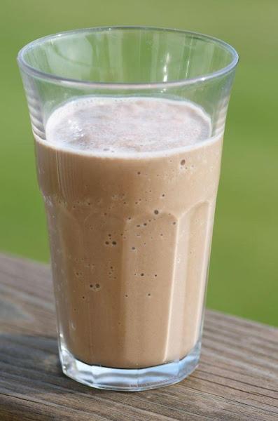 Chocolate-banana Milkshake Recipe