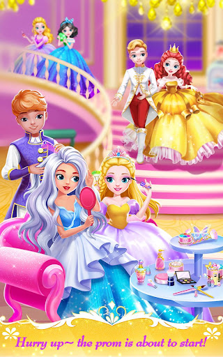Sweet Princess Prom Night 1.1 screenshots 11
