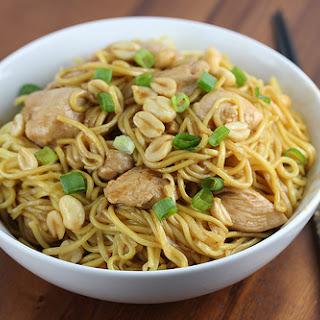 Charlie Chan Chicken Pasta