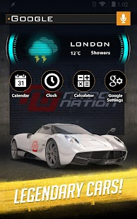 Nitro Nation Racing Launcher- screenshot thumbnail