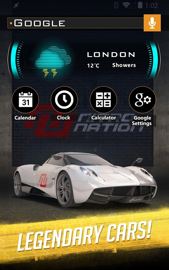 Nitro Nation Racing Launcher- screenshot