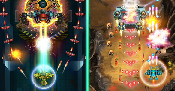 AFC Solar Squad: Space Attack Mod Apk 2.1.3 (Unlimited Money) 6