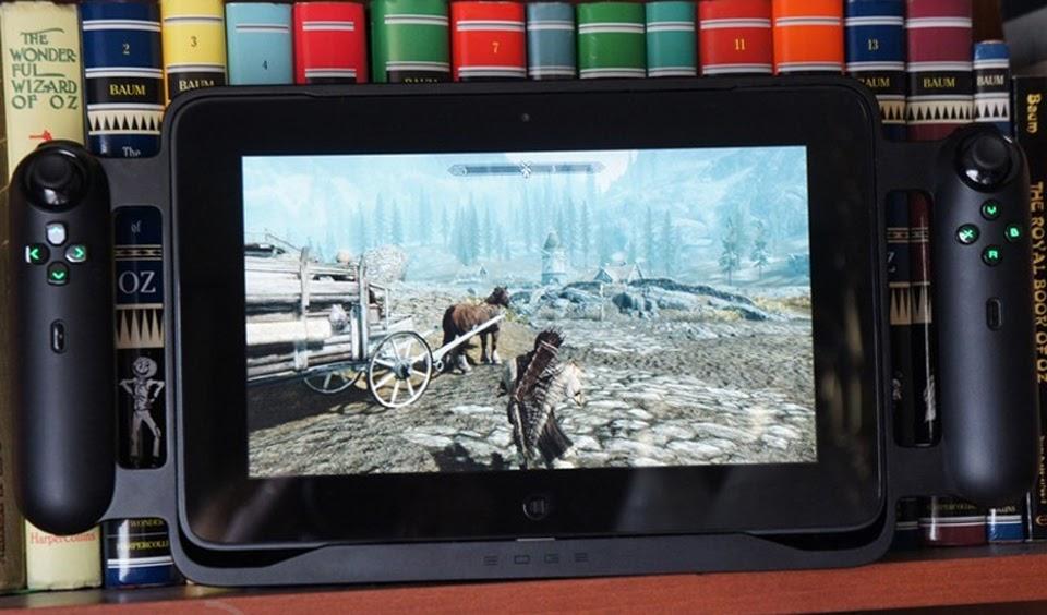 Máy chơi game NX của Nintendo sẽ là một chiếc tablet có tay bấm tháo rời, xài chip Tegra của NVIDIA?