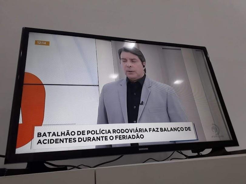 Apresentador da TV Pajuçara/Record TV precisou comandar vários telejornais locais