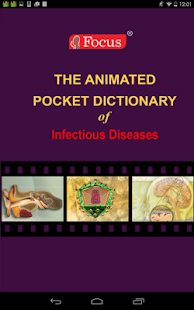 Infectious Diseases - Dict.- screenshot thumbnail