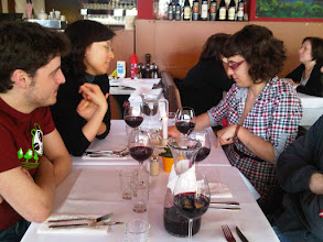 Photo: A Civilized Lunch with Goethe-Institut Berlin Classmates