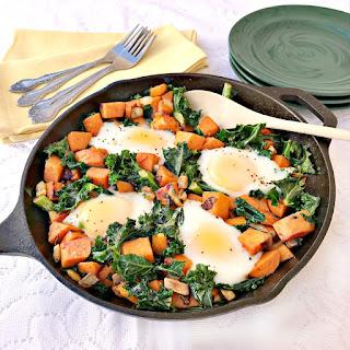 Egg Potato Mushroom Recipes