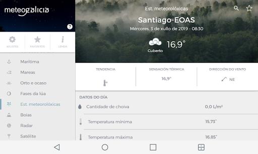 MeteoGalicia 4.2.2 screenshots 19