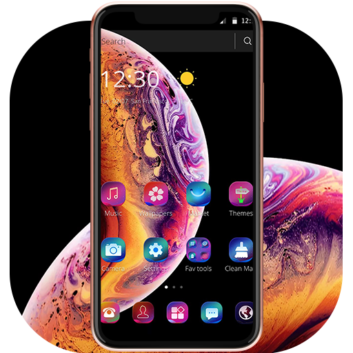 Classy Planet Theme for Phone XS file APK Free for PC, smart TV Download