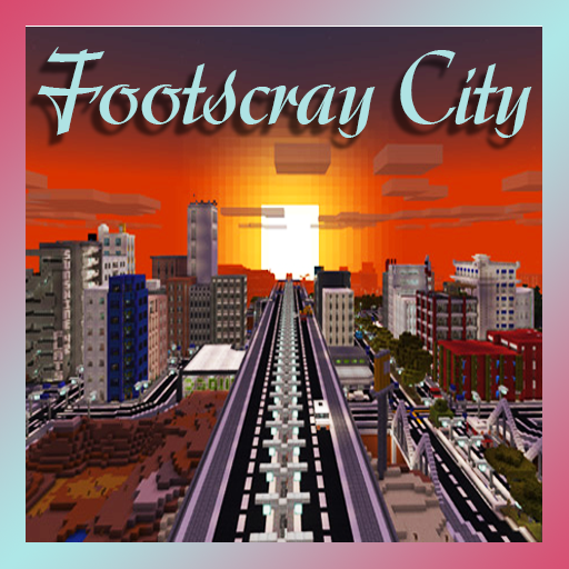 App Insights: Footscray City map MCPE – map Minecraft PE | Apptopia