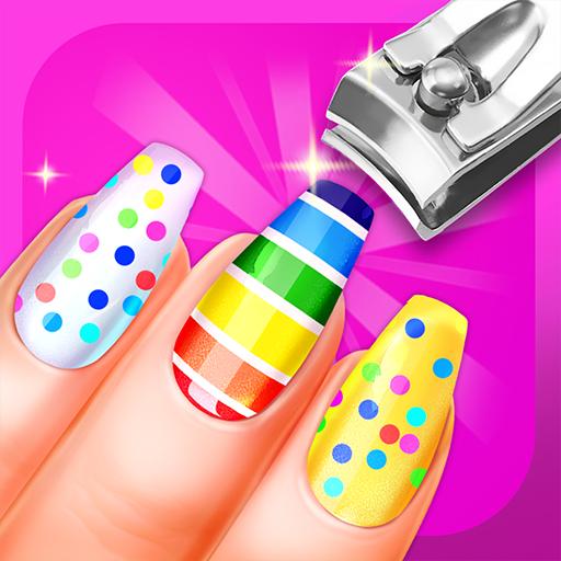 Super Nail Salon: Girl Games