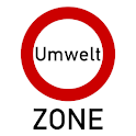 Umweltzone (low emission zone) icon
