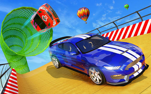 Ramp Car Stunts Racing - Extreme Car Stunt Games 1.35 screenshots 11