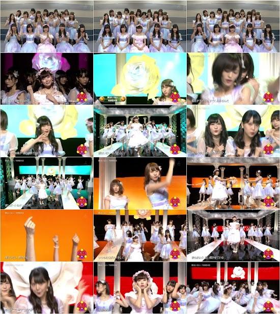 160806 NMB48 Part – CDTV