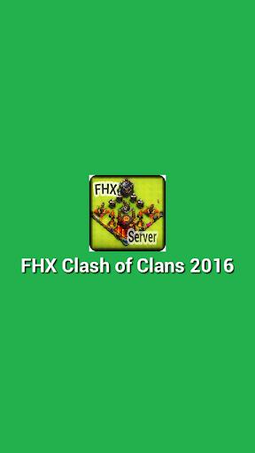 FHX Clash of Clans 2016