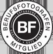 Berufsfotografensiegel von Viktoria Hitchman in Heidelberg.