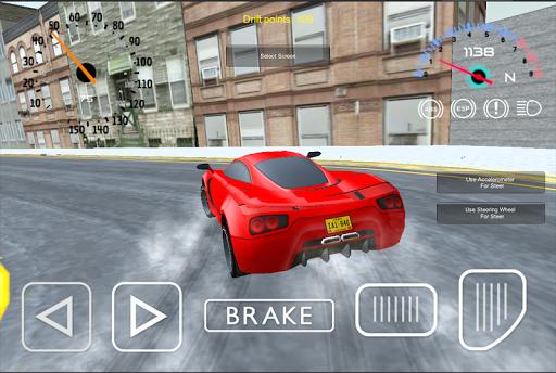 undergroud speed: car racing