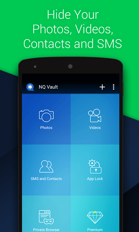 Vault-Hide SMS, Pics & Videos- screenshot