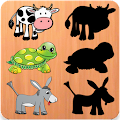 Animals Puzzles For Toddlers APK