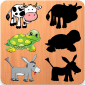 Tải Game Animals Puzzles For Toddlers