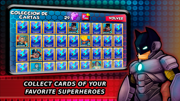 Superheroes Fighting Games Shadow Battle
