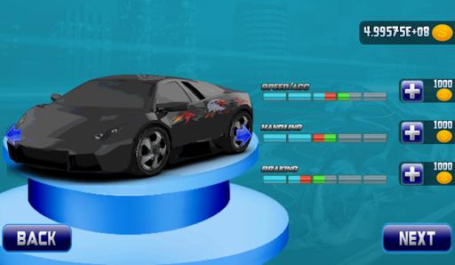 Grab the Auto:San Racing Game