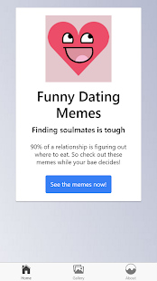 Funny Dating Memes - náhled