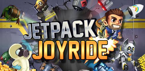 دانلود بازی Jetpack Joyride