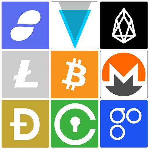 QUIZ Crypto Logo Guess - 2000+ crypto logos – Aplikacije v