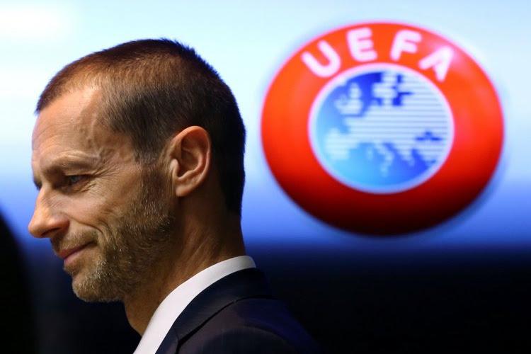 Une réunion de l'UEFA prévue ce 1er avril pour parler des éventuelles reprises de championnat
